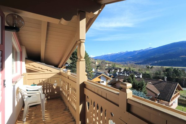 Foto vom Balkon Villa Mirabell