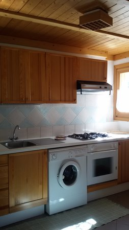 Photo of the kitchen Marzelin