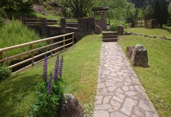 Photo of the garden Masi di Cavalese