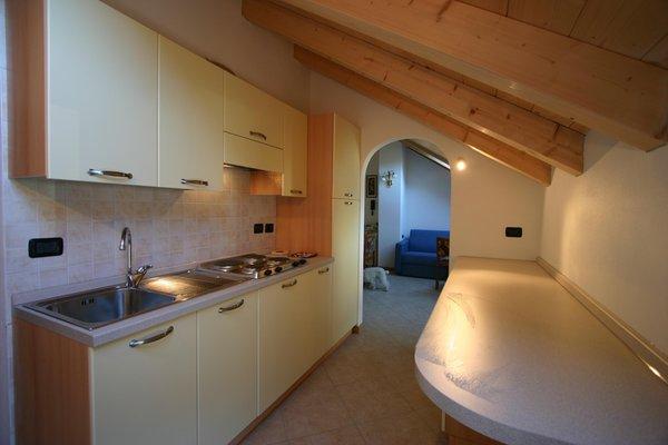Foto der Küche Maso Chelò