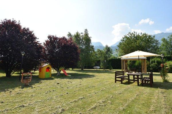 Foto vom Garten Masi di Cavalese