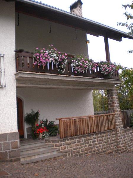 Foto esterno in estate Waldner Hanspeter