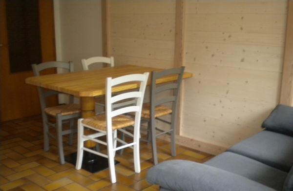 La zona giorno Waldner Hanspeter - Appartamenti 1 fiore