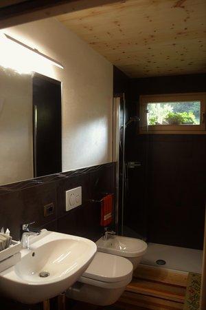 Foto del bagno Bed & Breakfast Profumi nel Bosco