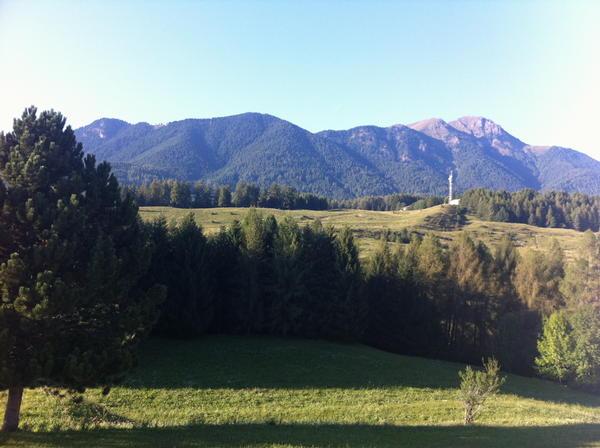 Foto del giardino Carano (Val di Fiemme)
