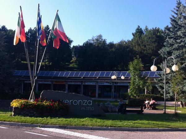 La posizione Appartamenti Bussolari Valentina Carano (Val di Fiemme)