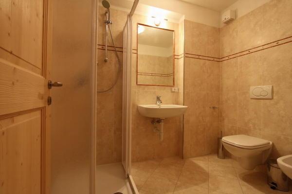 Foto del bagno Appartamenti Varesco Wilma