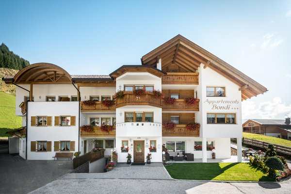 Foto estiva di presentazione Bondì - Residence 3 stelle