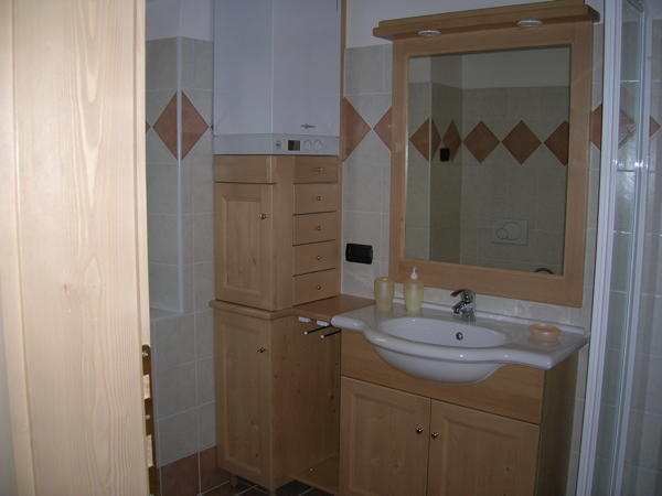 Photo of the bathroom Apartment Dalpalù Giovanna