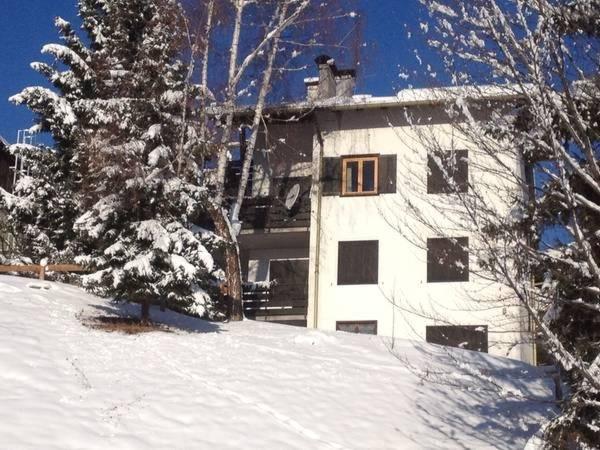 Foto invernale di presentazione Appartamento Amadio Averardo