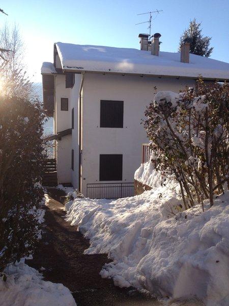 Foto esterno in inverno Amadio Averardo