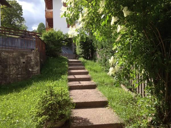 Foto del giardino Castello di Fiemme