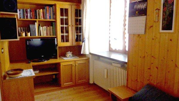 La zona giorno Braito - Daiano - Appartamento 3 genziane