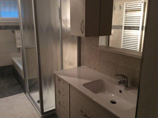 Foto del bagno Appartamenti Mayr Ida