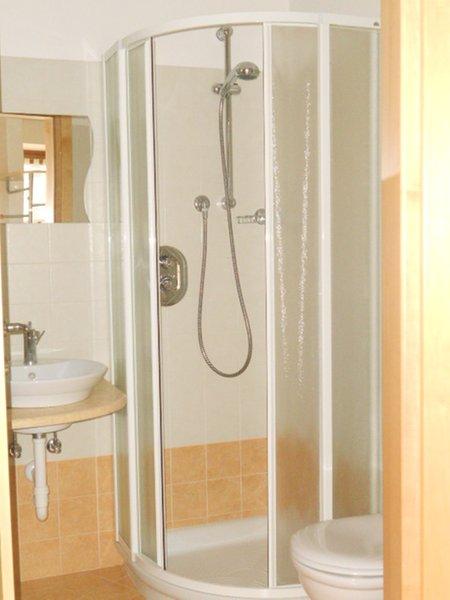 Foto del bagno Appartamenti Evelyn Ceol