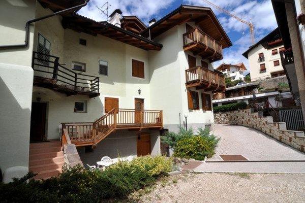 Foto estiva di presentazione Appartamenti Gilmozzi Teresina