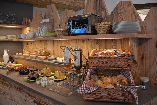 Das Frühstück Bed & Breakfast Dolomites