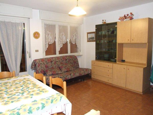 La zona giorno Appartamenti Vasselai Marina