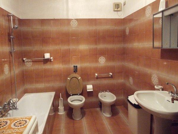 Foto del bagno Appartamenti Vasselai Marina