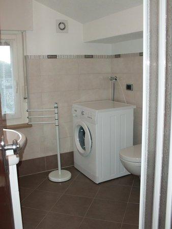Foto del bagno Appartamenti Bosin Bruna