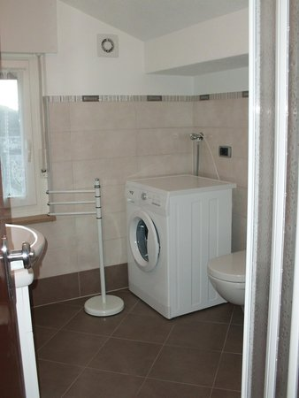 Photo of the bathroom Apartments Bosin Bruna