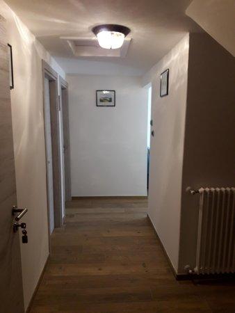Le parti comuni Appartamenti Bosin Bruna