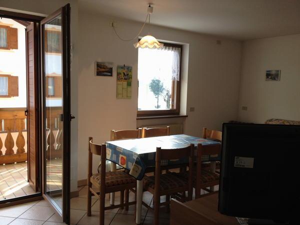 The living area Apartments Zorzi Sandra