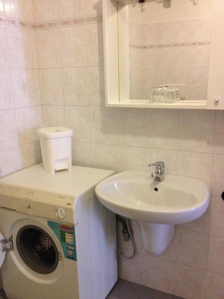 Photo of the bathroom Apartments Zorzi Sandra