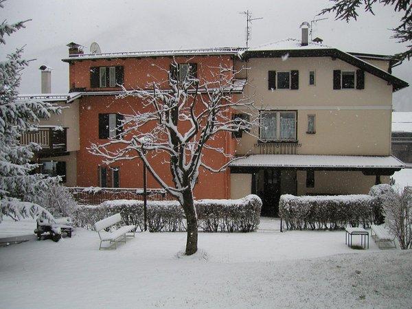Foto invernale di presentazione Appartamento Vanzetta Raffaela
