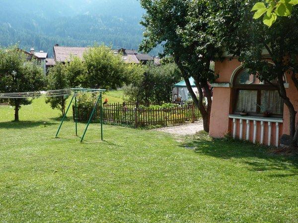 Foto del giardino Ziano di Fiemme
