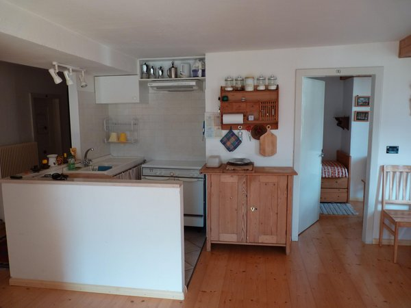 Photo of the kitchen Vanzetta Raffaela