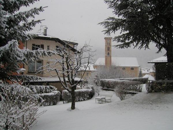 Foto esterno in inverno Vanzetta Raffaela