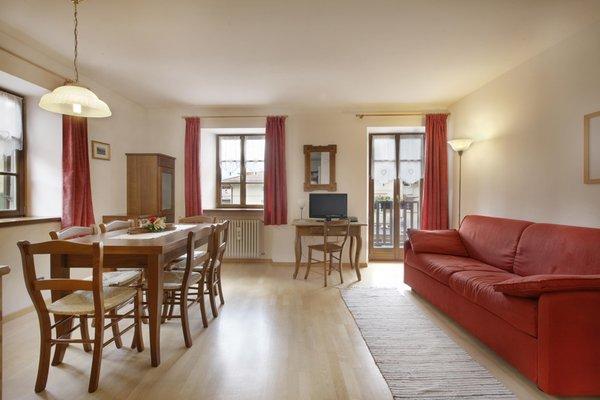 The living area Apartments Casa Nicoleta