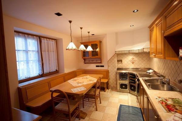 Foto della cucina Giacomelli