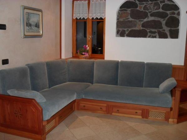Il salotto Appartamento Giacomelli