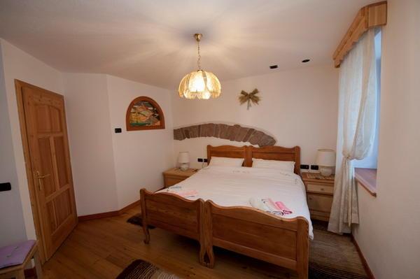Foto vom Zimmer Ferienwohnung Giacomelli