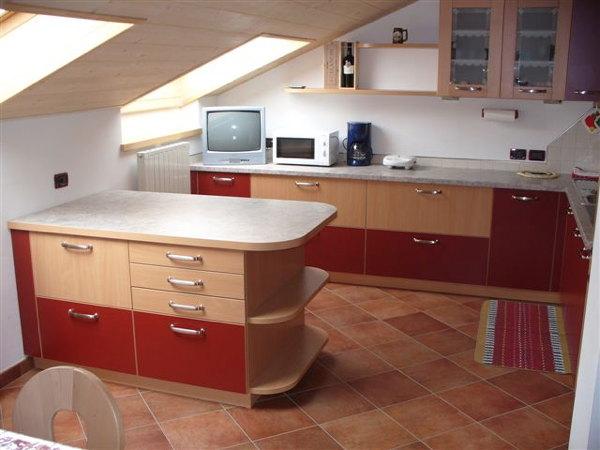 Foto della cucina Cottone Ivano
