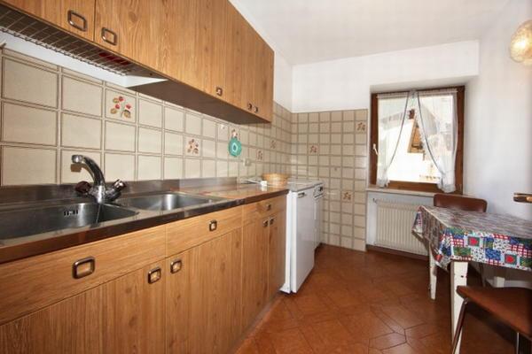 Foto della cucina Villa Rosa