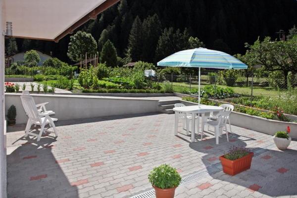 Foto del giardino Predazzo