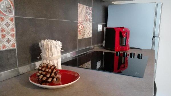 Foto der Küche Dellagiacoma Giuseppina