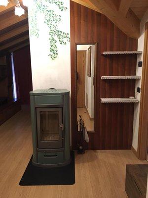 Der Wohnraum Ferienwohnungen Giacomelli