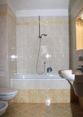 Foto vom Bad Ferienwohnungen Giacomelli