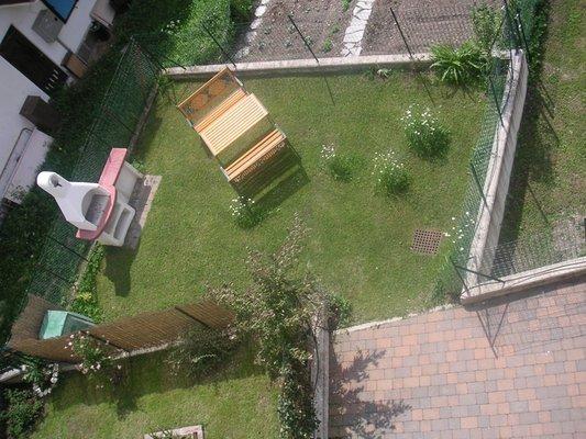 Foto vom Garten Predazzo