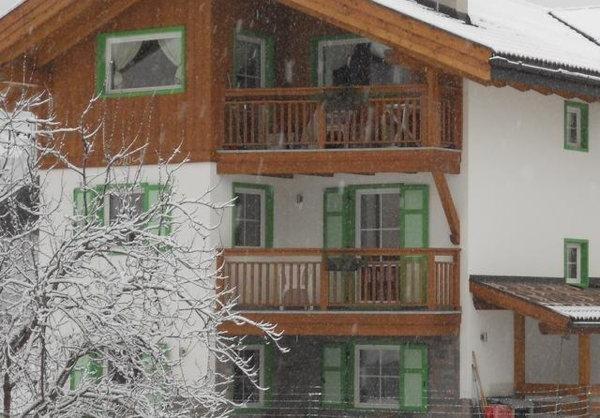 Foto invernale di presentazione Garni Affittacamere Famiglia Ceschini