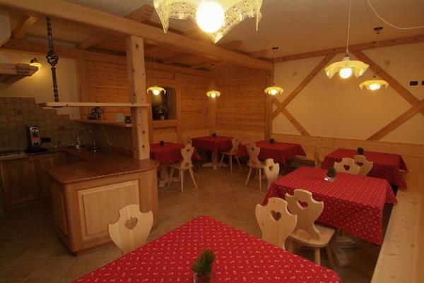 The breakfast Farmhouse B&B Maso Santa Libera