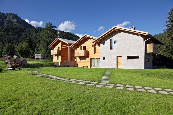Sommer Präsentationsbild Baite Aurora - Residence