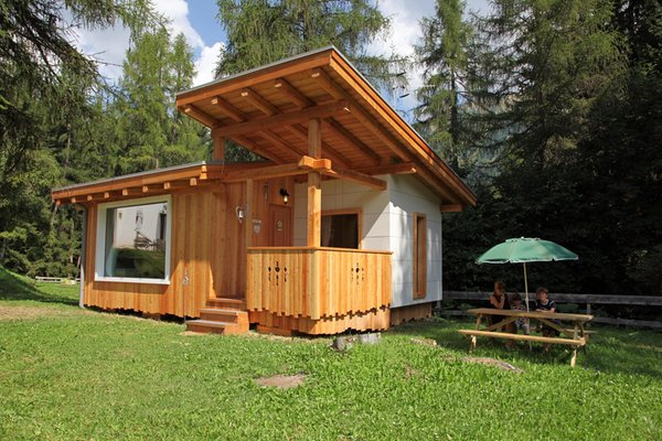 Sommer Präsentationsbild Fiemme Village Camping&Resort