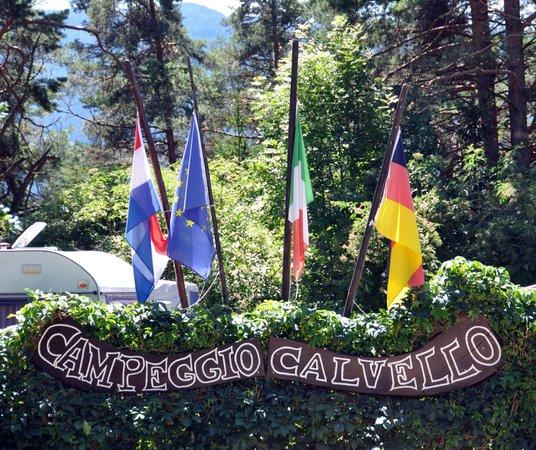 Präsentationsbild Campingplatz Calvello