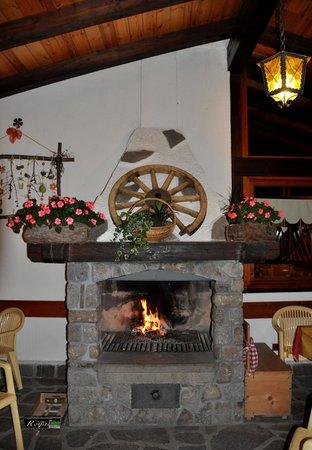 Il ristorante Carano Calvello