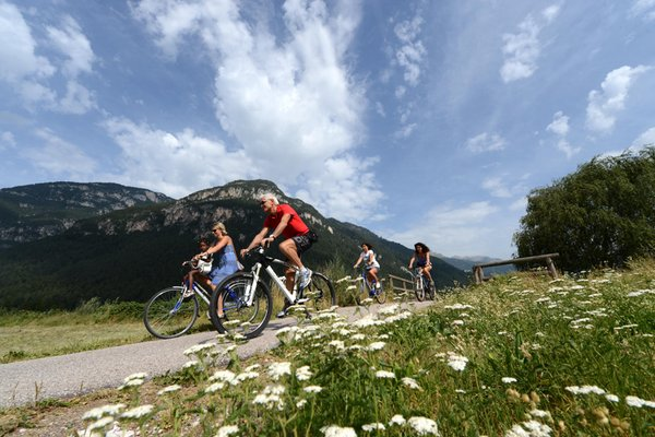Sommeraktivitäten Val di Fiemme